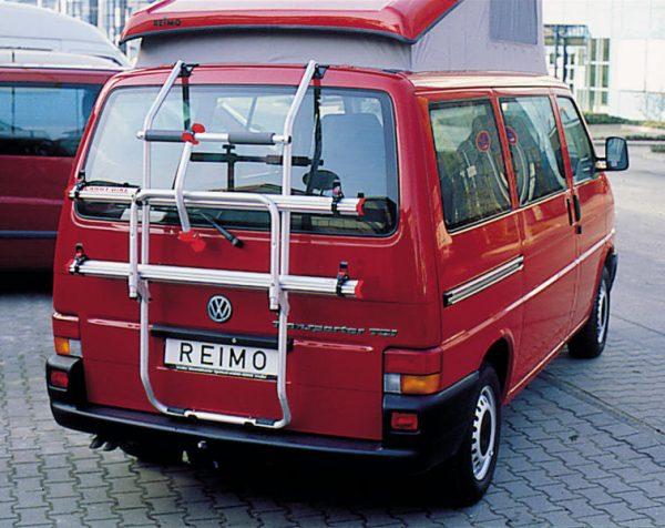Portabicicletas trasero para VW-T4   2 bicicletas