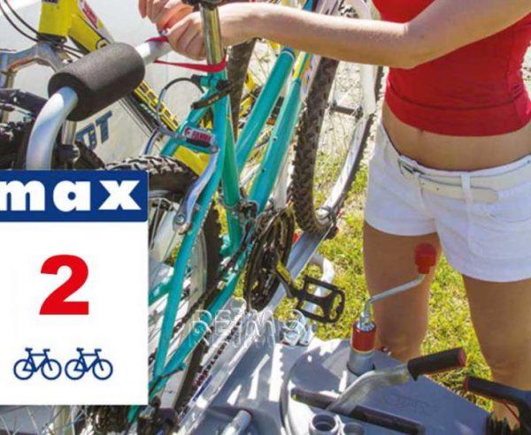 Portabicicleta de lanza  XL A Pro 200  2 bicicleta