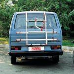 Portabicicletas de aluminio  VW  T2/3
