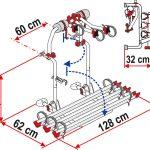 Portabicicletas Carry-Bike CI para 2 bicicletas