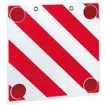 Placa señalización exceso dimensiones 50 X 50