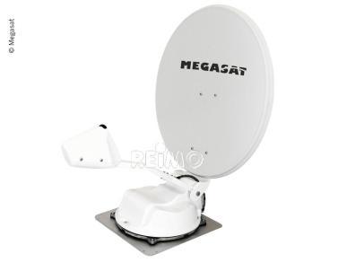Antena satelite Megasat   65 premiun  caravana aut