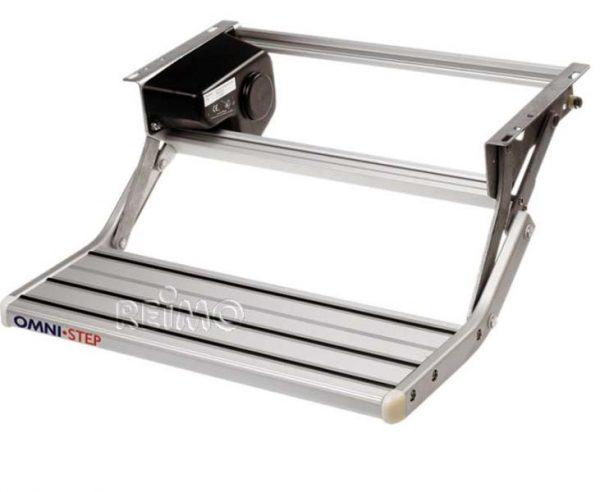 Escalon Simple 12V, 460 Aluminio Thule