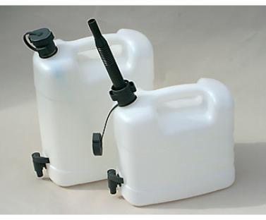 deposito de agua dulce de 20 litros