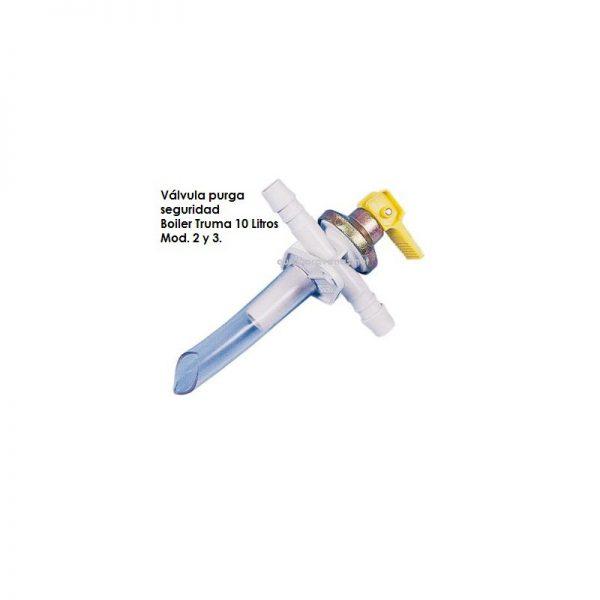 Valvula drenaje/purga Truma 3.5 bar