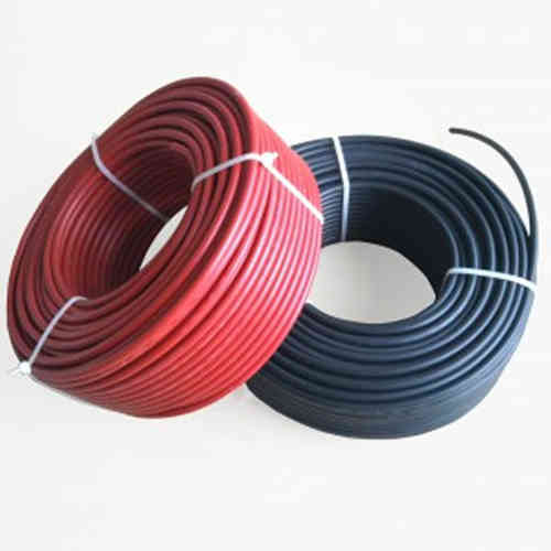 Cable electrico 1 x 6 mm rojo