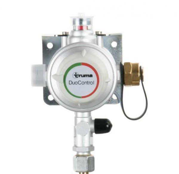 Duo Control , selector de gas