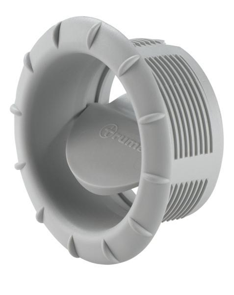 Salida orientable calefaccion truma BLANCO