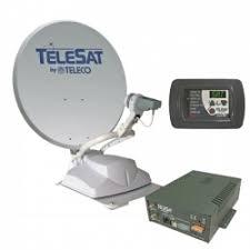 Antena Satelite Telesat 65 digital