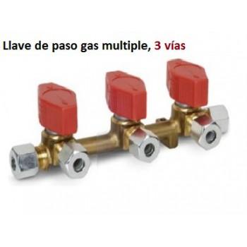 Valvula de Gas de 3 vias