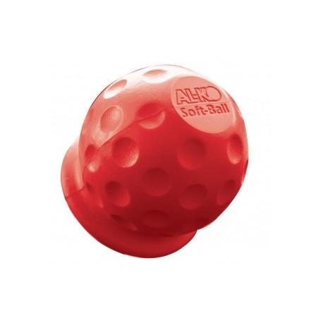 Protector bola de remolque ROJO