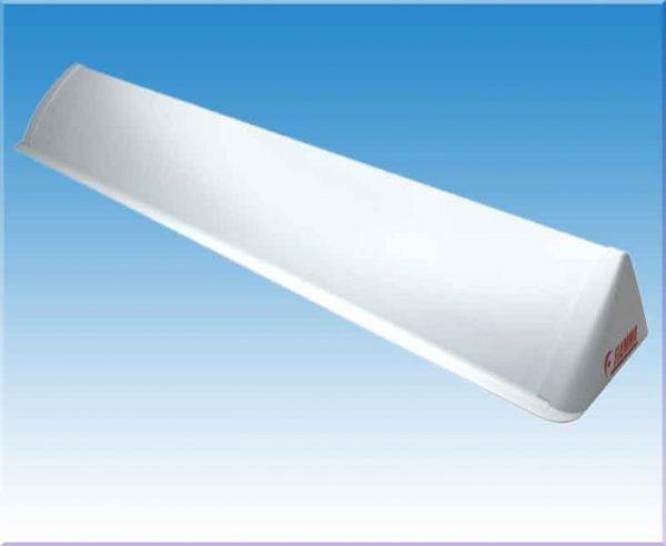 Spoiler FIAMMA 28-110 Cms  Blanco