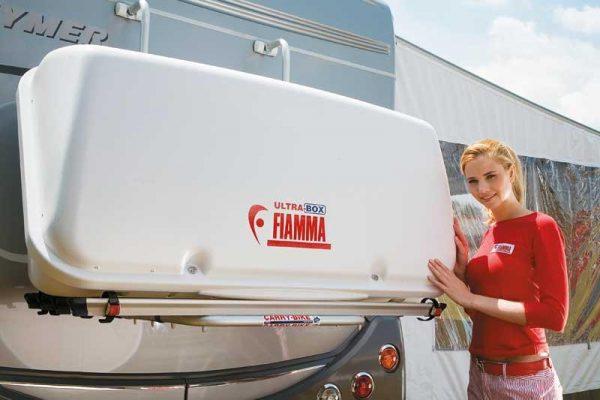 Cofre Ultra Box 500  FIAMMA