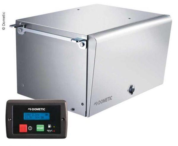 Generador de gasolina TEC 29 , 2,6 KW, 230 V
