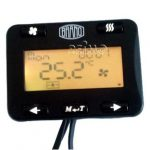 Unidad de control digital para calefacción auxilia