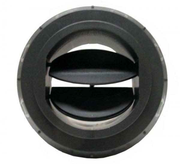 Salida de aire color Negro 60 mm , Webasto