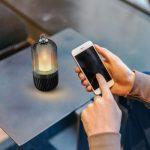 Lampara Interior-Exterior Bluetooth Estero *