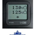 Modulo CBE control tension 2 baterias