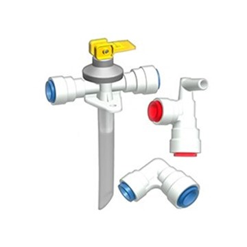 Kit de instalacion-reparacion agua para calentador