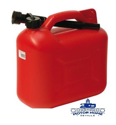 Deposito para combustible 10 Lts