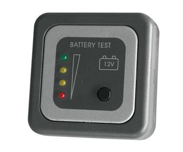 Modulo CBE control  batería de 12V  GRIS