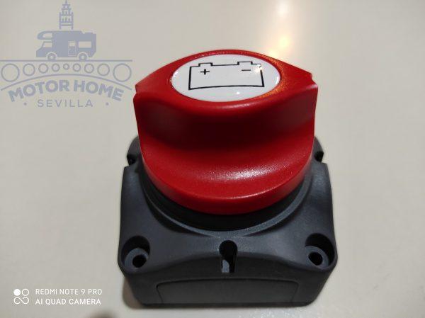 Interruptor de corriente On-Off  Max 600 Ah