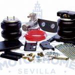 Suspension neumatica Maxi Ducato 250/290